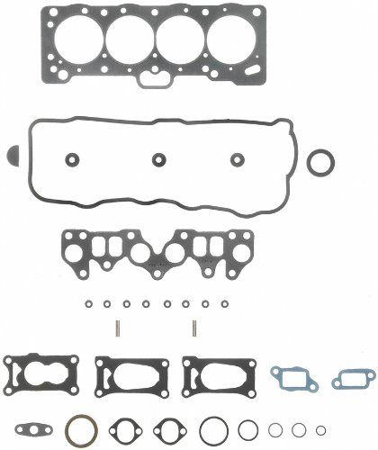 Fel-Pro HS 9410 PT-1 Cylinder Head Gasket Set (86 Toyota Corolla Cylinder Head compare prices)