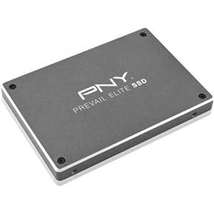 PNY SSD7SC120GCDA-PB / Prevail Elite 120 GB Internal Solid State Drive 85000IOPS Random 4KB Read - 85000IOPS Random 4KB Write