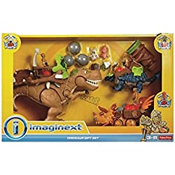 Imaginext Dinosaur Gift Set