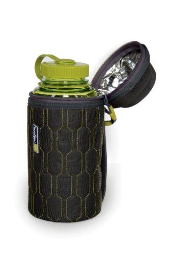 Nalgene Bottle Carrier Insulated for 32 Oz bottles, Gray (Nalgene Water Bottle Sleeve compare prices)