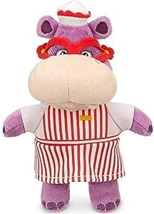 Disney Jr Doc Mcstuffins Hallie Hippo Bean Bag Plush Doll by Disney