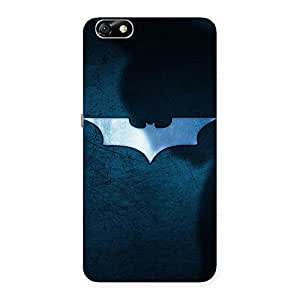 Ajay Enterprises Bluehs Knights Back Case Cover for Honor 4X