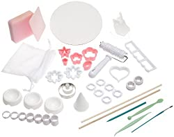 WILTON GUM PASTE &amp; FONDANT STD KIT 2116-114