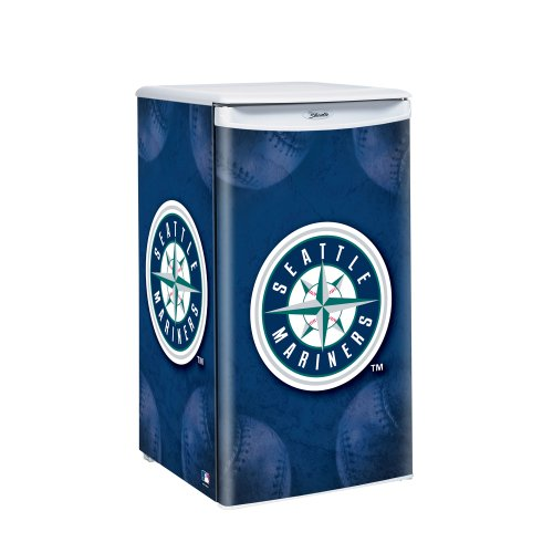 Mlb Seattle Mariners Counter Top Refrigerator front-102104