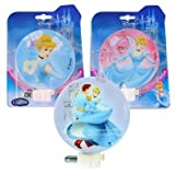 Disney Princess Cinderella Nightlight (Designs may vary)
