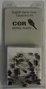 Sega Game Gear Capacitor Replacement Kit