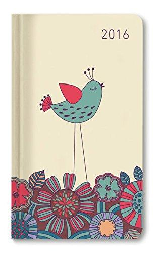 Alpha Edition 160874 Ladytimer Slim Bird Agenda Settimanale 2016 cm 9 X 156 128 Pagine PDF