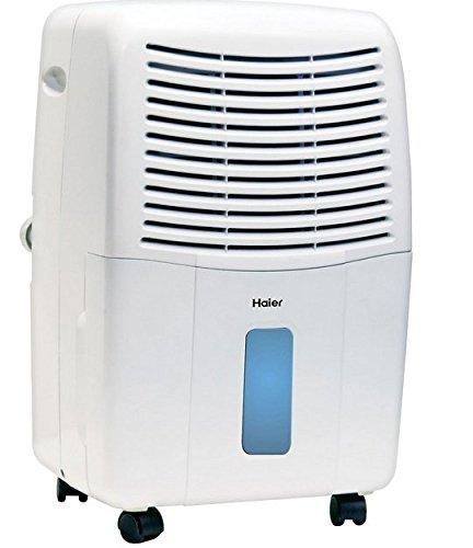 Dehumidifier Rentals Industrial Climate Control: Haier 45 Pint Electronic Dehumidifier White Home Garden