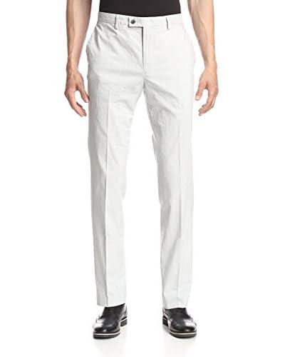 John Varvatos Collection Men's Striped Slim Fit Trouser