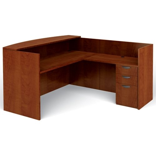 Offices To Go OTGLAYOUTJADCL Reception Desk 
