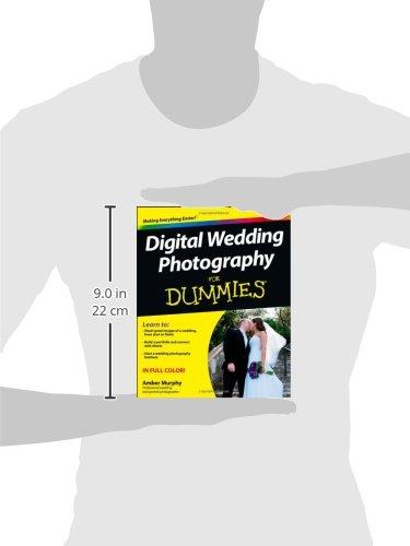 Digital Wedding Photography for Dummies