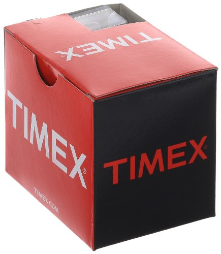Timex Women's T2N843 Elevated Classics Dress Gold-Tone Expansion Band with Mother of Pearl Dial Watc..