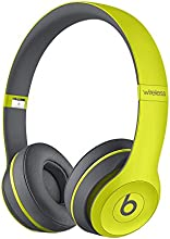 【国内正規品】Beats by Dr.Dre Solo2 Wireless Active Collection Bluetooth対応 密閉型ワイヤレスオンイヤーヘッドホン ショックイエロー 924174