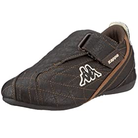 Kappa Evolution unisex Sneaker in braun/weiss