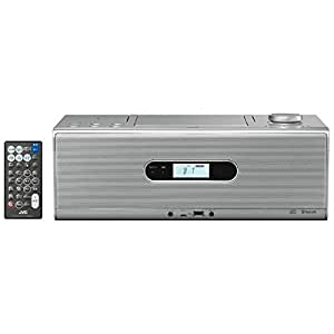 JVCケンウッド(ビクター) CDポータブルシステム(シルバー) RD-W1-S