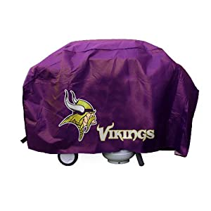 Rico Minnesota Vikings Barbeque Grill Cover by Rico
