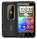 HTC X515M EVO 3D Unlocked Android Smartphone with 3D Camera, Dual-Core Processor, Wi-Fi, GPS