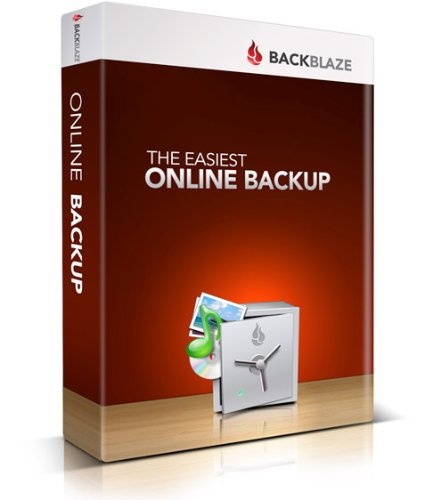 Backblaze Online Backup – 1 Year Subscription