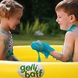H2Goo Gelli Baff Bath Goo - Red Lava Blast