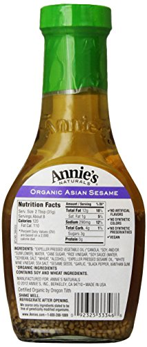 annies organic asian salad dressing jpg 1080x810