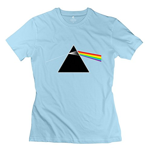 StaBe Girls Pink Floyd Dark Side Of The Moon T-Shirt Slim Fit Cool usb flash drive 16gb iconik русская матрешка rb rdoll 16gb