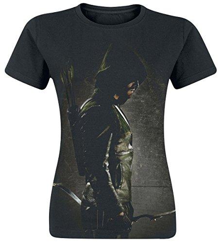 Arrow Archer Maglia donna nero S