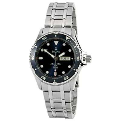 Bulova Men's Marine Star Bracelet Watch