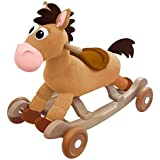 Toy Story My Rocking Bullseye Horse by Kiddieland Toys Limited