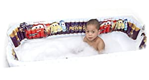 Disney Inflatable Safety Bathtub Bumpers