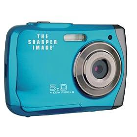 Sharper Image WP5 Waterproof Digital Camera