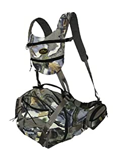 Horn Hunter Drop Tine Deluxe Fanny Pack (Predator 3D Deception) by Sportsan