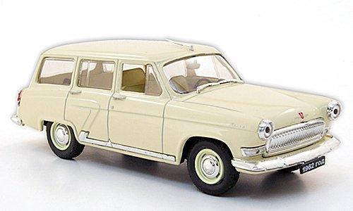 Wolga / GAZ M22, beige, Modellauto, Fertigmodell, Nash Avtoprom 1:43