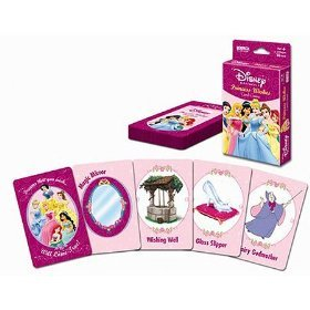Princess Wishes Card Game by Briar Patch