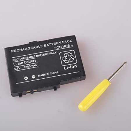 Battery Pack for NDSL Nintendo DS Lite
