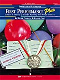 img - for Standard of Excellence: First Performance Plus Eb Alto Clarinet (Eb Alto Clarinet) book / textbook / text book
