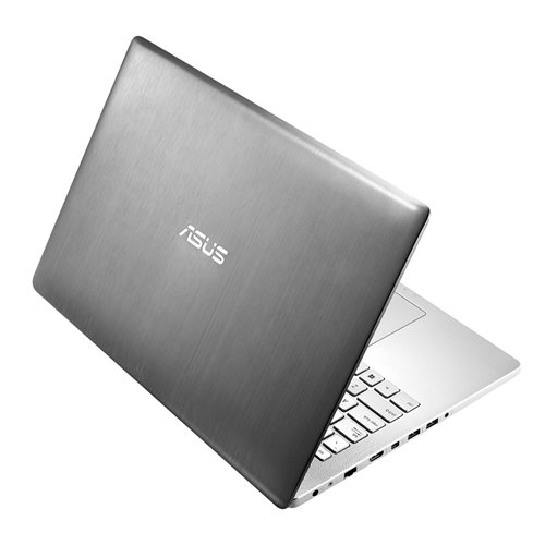Asus N550LF 15.6-inch Touchscreen Notebook (Steel Grey) - (Intel Core i5 4200U 1.8GHz Processor, 8GB RAM, 750GB HDD, Blu-ray Combo, LAN, WLAN, BT, Webcam, Nvidia Graphics, Windows 8 64 Bit)