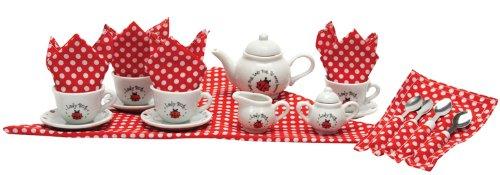 Ladybug Tea Set