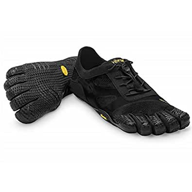 Vibram Men's KSO EVO Cross Training Shoe, Black,41 EU/9-9.5 M US