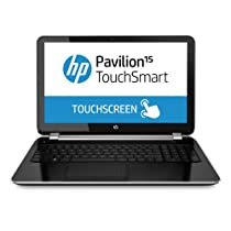 "HP Pavilion Touchsmart 15 15.6"" Touchscreen Laptop Computer, Intel 4th generation Core i5-4200U, 6GB Memory, 750GB Hard Drive, CD/DVD, Wireless, HDMI, Windows 8"