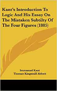 biography of immanuel kant essay