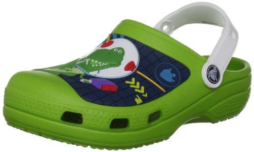 Crocs Kids Creative Buzz & Rex Mules and Clogs Sandal