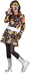 Go Go Girl Disco Costume - Child Small