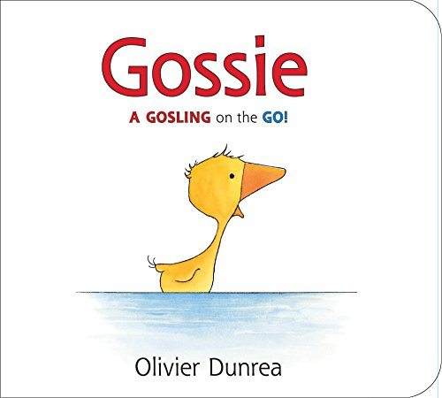 Gossie padded board book (Gossie & Friends)