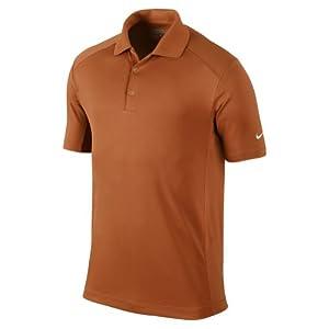 Nike Golf Men's Victory Polo DESERT ORANGE/WHITE XL