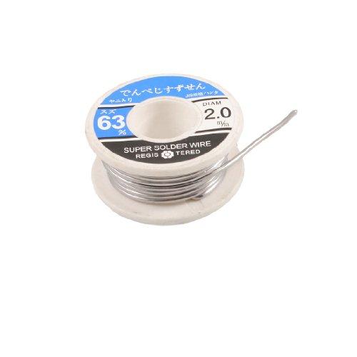 sourcingmap-a12071300ux0098-saldatura-saldatore-2-millimetri-bobina-di-filo-di-piombo-flusso-diametr