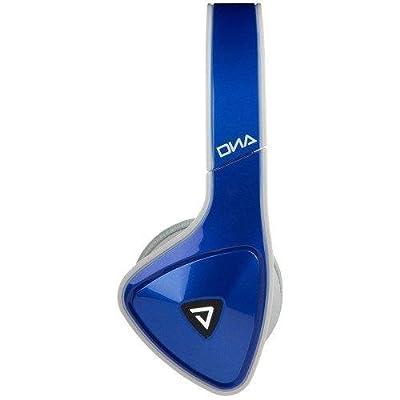 Monster DNA On-Ear Headphones   Cobalt/Grey