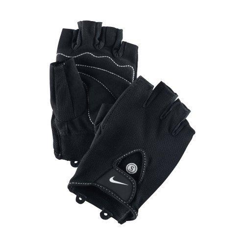 NIKE - Guanti da allenamento, da uomo, L, colore nero