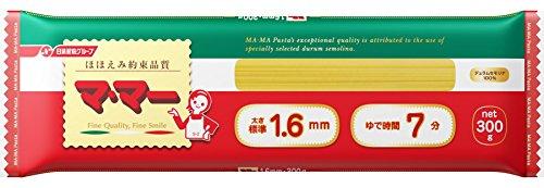 マ・マー スパゲティ 1.6mm 300g×5個