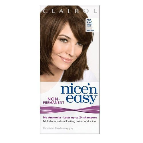 nicen-easy-no-ammonia-hair-colour-shade-75-light-ash-brown-up-to-24-shampoos-by-clairol-nicen-easy