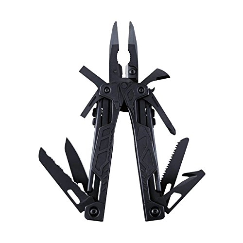 Leatherman 831631 Oht Multi-Tool, Black back-890021